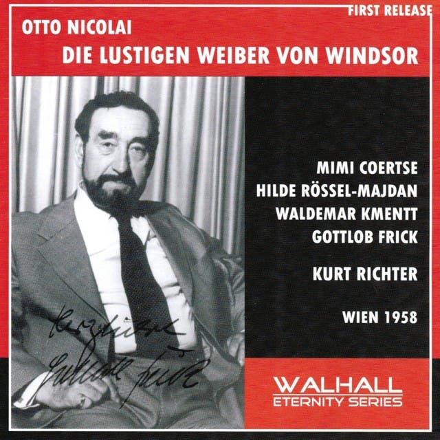 Otto Nicolai : Die Lustigen Weiber Von Windsor