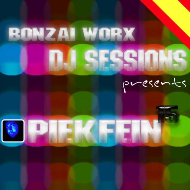 Bonzai Worx - DJ Sessions 15 - Mixed By Piekfein
