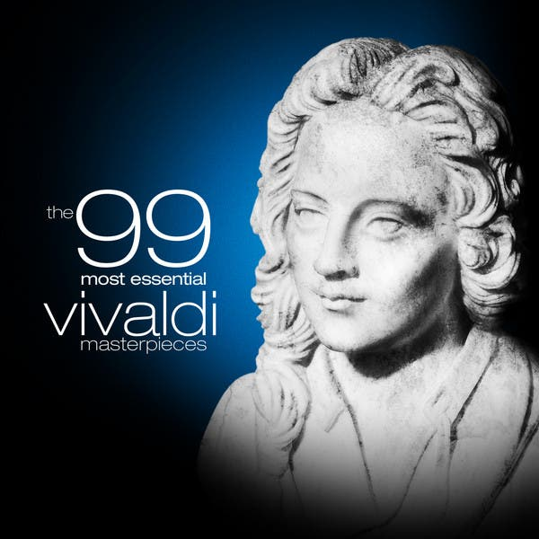 The 99 Most Essential Vivaldi Masterpieces