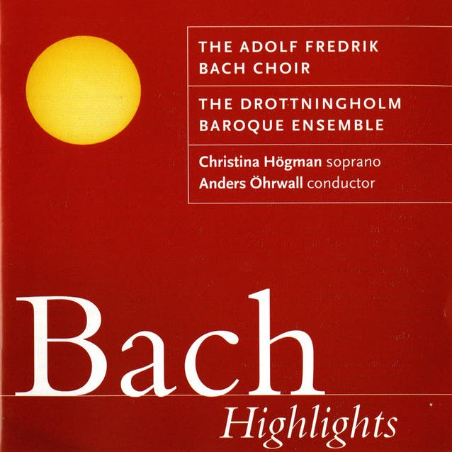 Adolf Fredrik Bach Choir