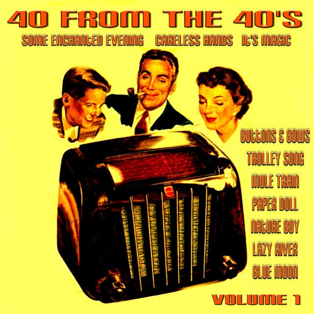 40 From The 40's Volume 1