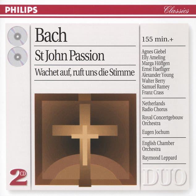 Various Artists & Netherlands Radio Chorus & Royal Concertgebouw Orchestra & Eugen Jochum image