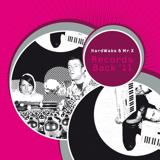 HardWaks & Mr. X image