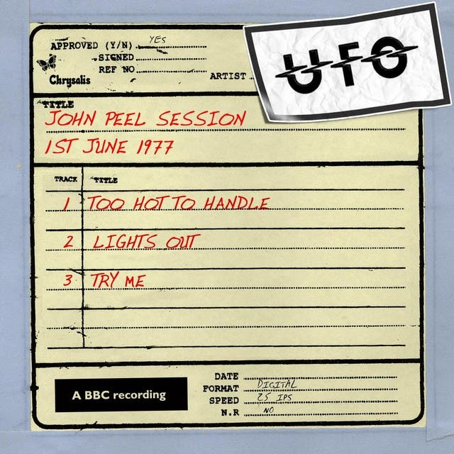 John Peel Session - 1st June 1977