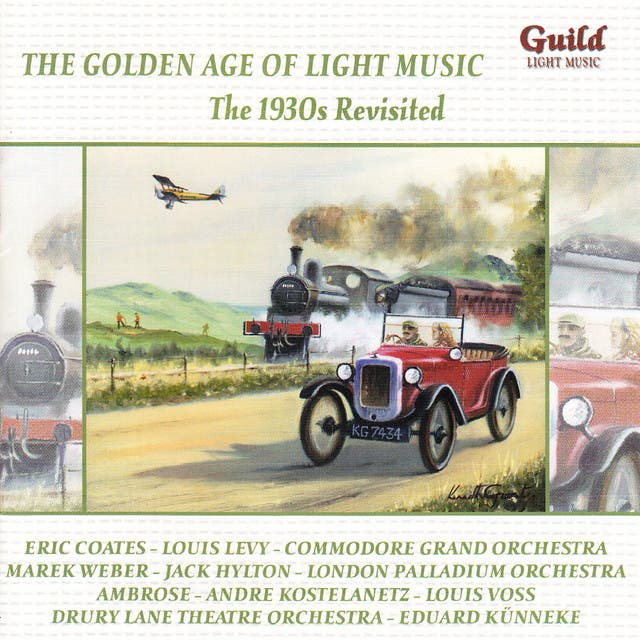 The Golden Age Of Light Music: The 1930s Revisited - Vol. 3