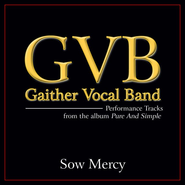 Sow Mercy