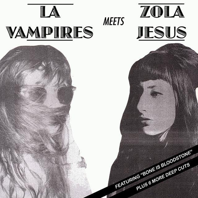 LA Vampires & Zola Jesus image