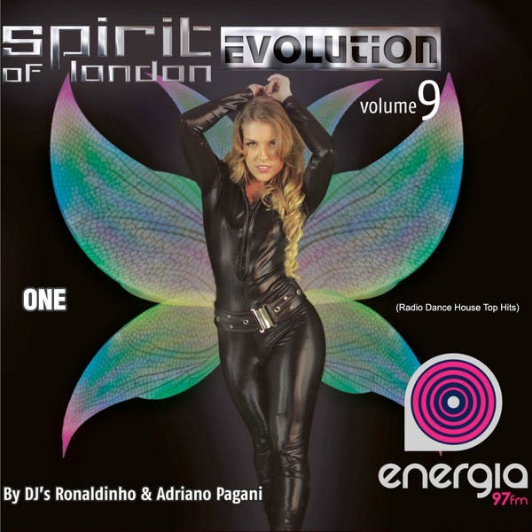 Spirit Of London Evolution Vol 9 - One - Energia 97 Fm (Radio Dance House Top Hits)