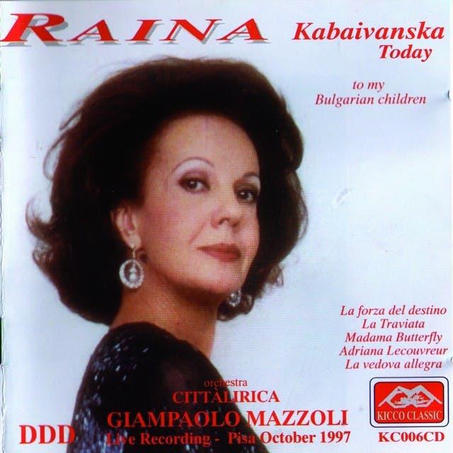 Verdi, Puccini, Cilea, Strauss : Raina Kabaivanska Today