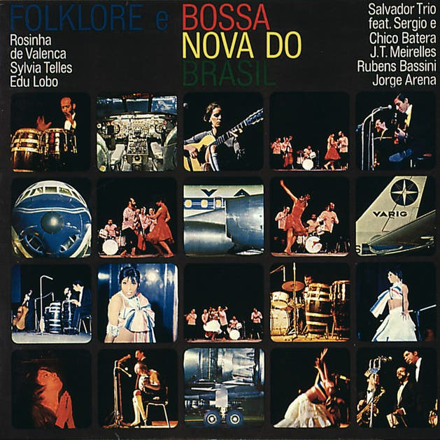 Folklore E Bossa Nova Do Brasil