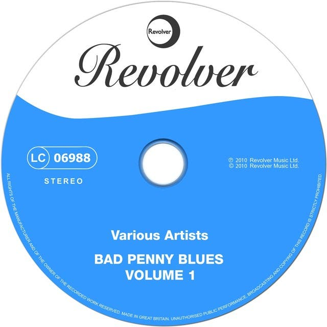 Bad Penny Blues, Vol. 1