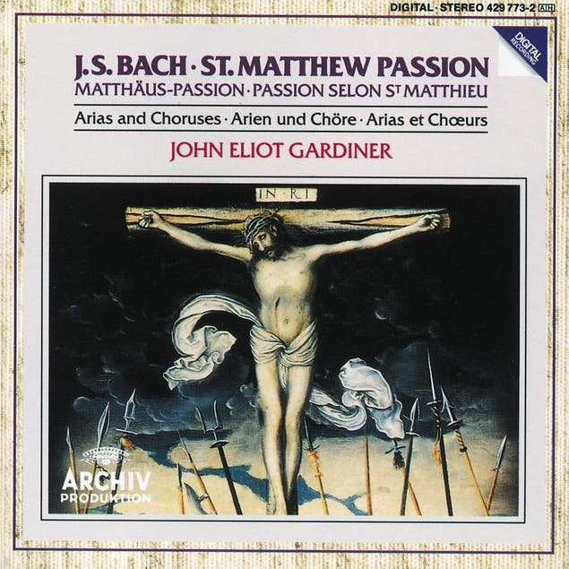 Barbara Bonney & Ann Monoyios & Anne Sofie Von Otter & Michael Chance & Howard Crook & Olaf Bär & Cornelius Hauptmann & The London Oratory Junior Choir & The Monteverdi Choir & English Baroque Soloists & John Eliot Gardiner