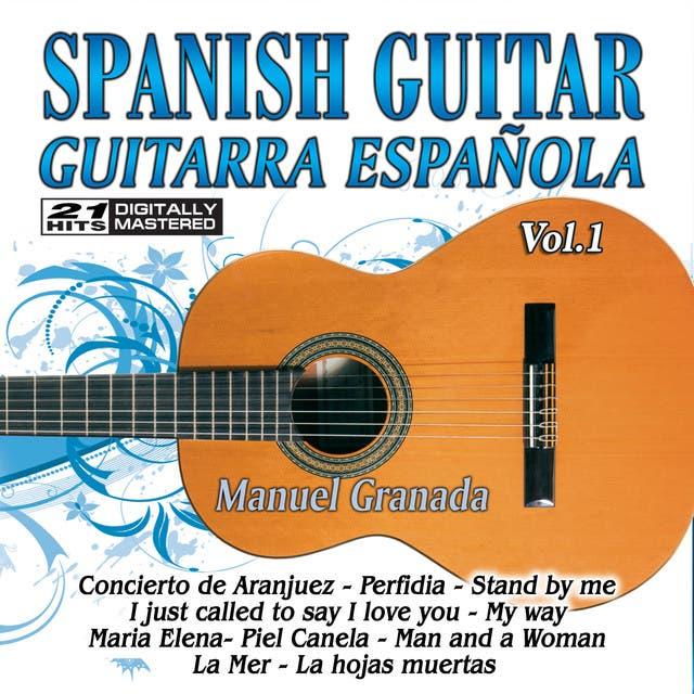 Manuel Granada: Spanish Guitar