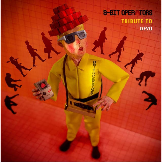 8-Bit Operators (Devo Tribute) [Crack That Chip!]
