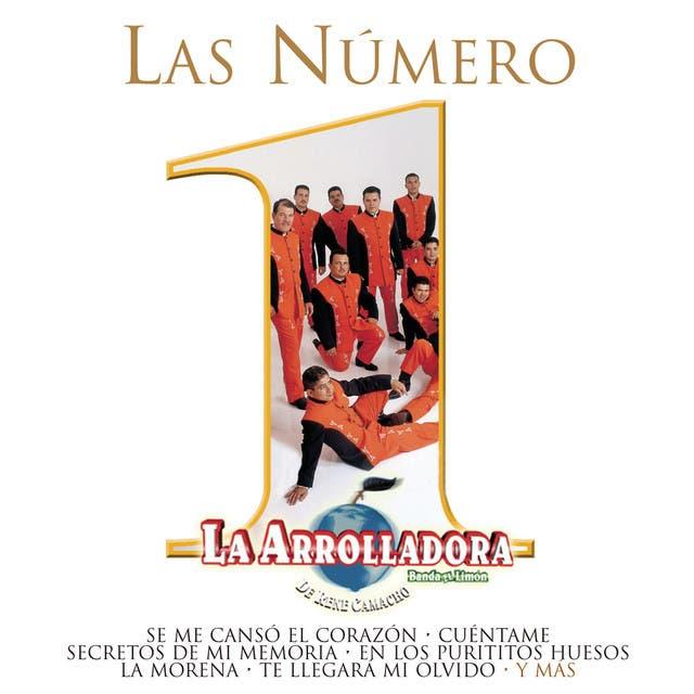 Las Numero 1 De La Arrolladora Banda El Limon De Rene Camacho