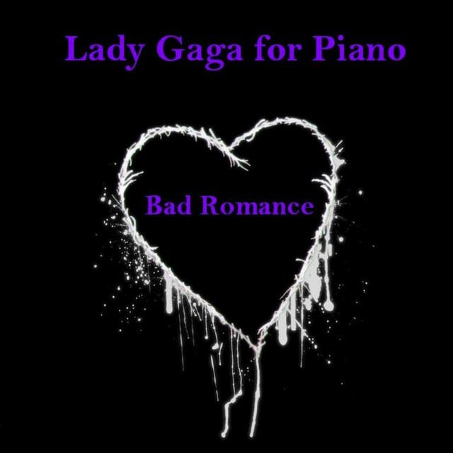Lady Gaga For Piano image