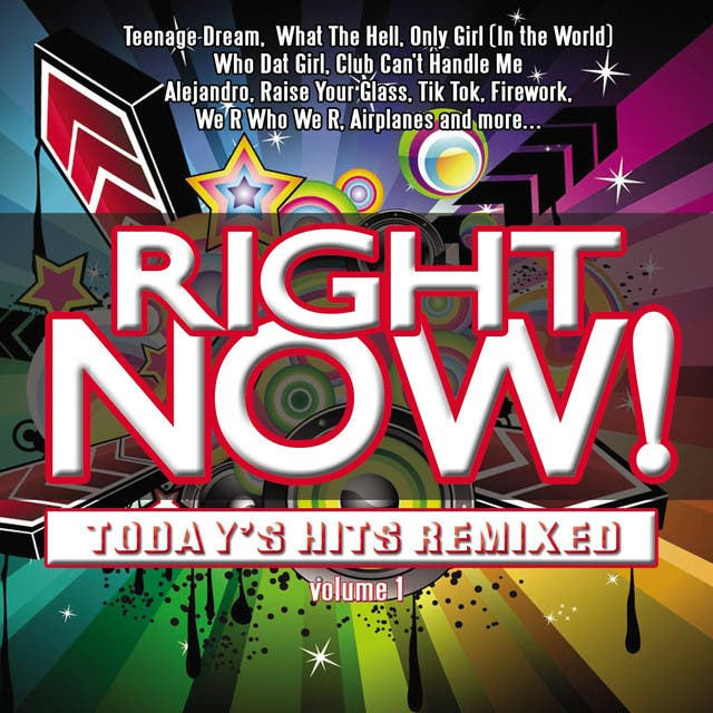 Right Now! Today's Hits Remixed Vol. 1