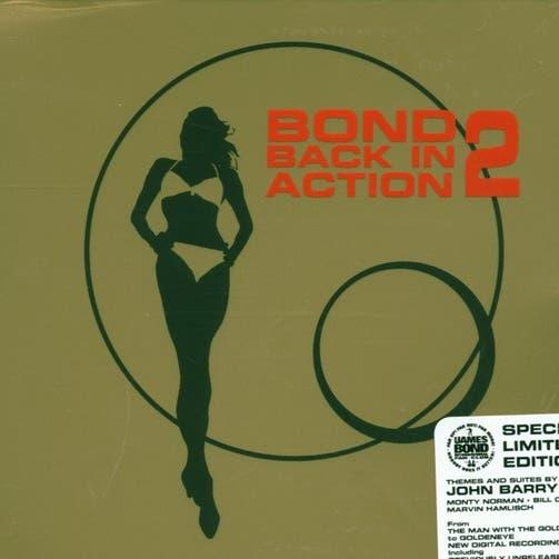 Bond Back In Action 2 Soundtrack