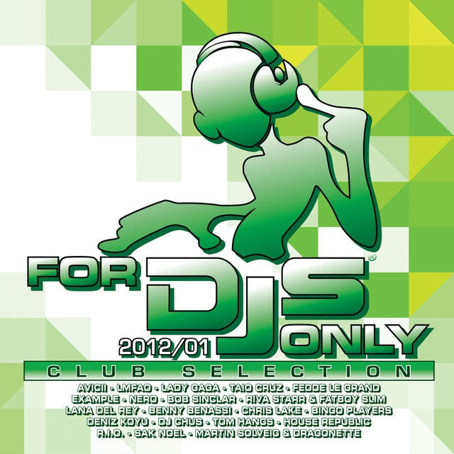 For Djs Only 2012/01 Club Selection