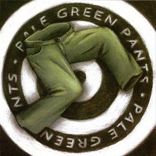 Pale Green Pants