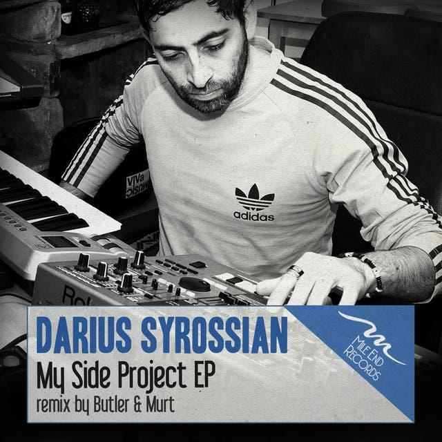 Darius Sryossian