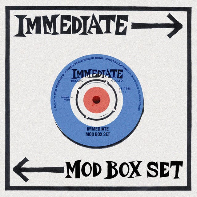 The Immediate Mod Box Set