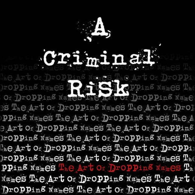 A Criminal Risk image