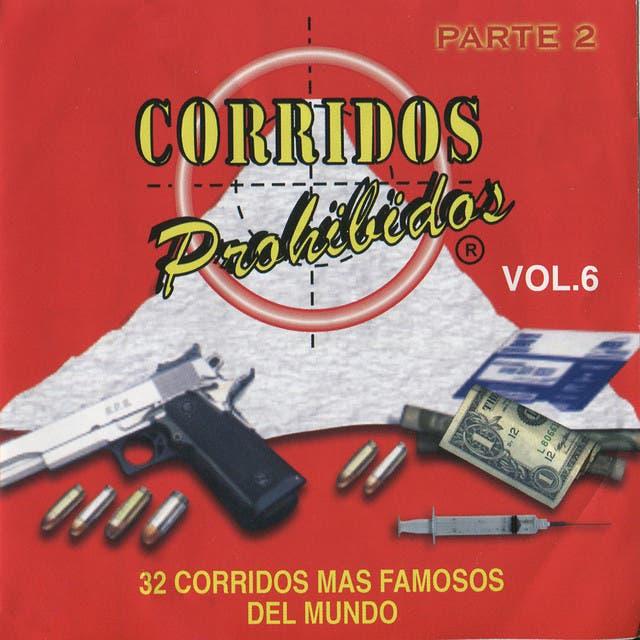 Corridos Prohibidos Vol. 6