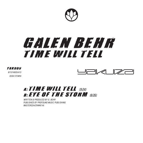 Galen Behr