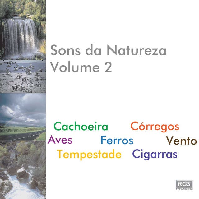 Sons Da Natureza Volume 2