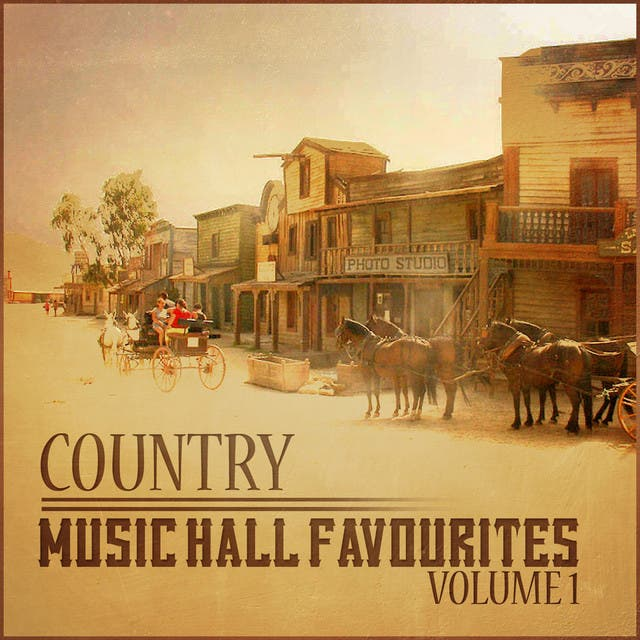 Country Music Hall Favourites Vol 1