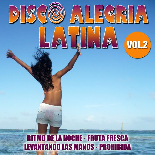 Disco Alegria Latina  Vol. 2