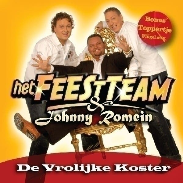 Feestteam & Johnny Romein