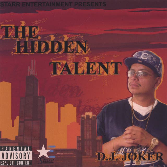 D.J. Joker Presents: The Hidden Talent