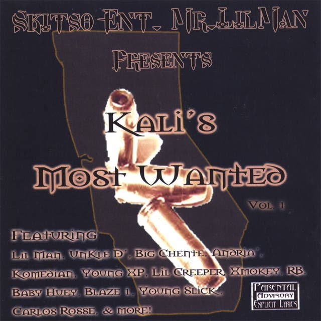 Kali's Most Wanted Vol. 1