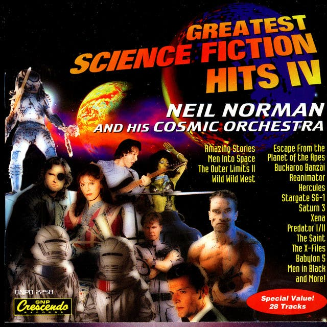 Neil Norman And His Cosmic Orchestra