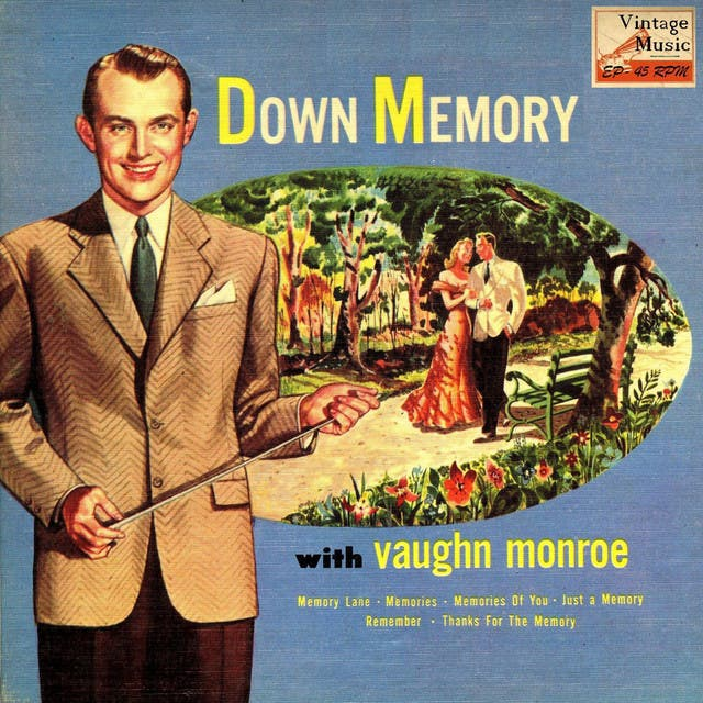 Vintage Vocal Jazz / Swing No. 106 - EP: Down Memory Lane