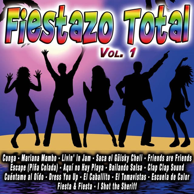 Fiestazo Total Vol.1