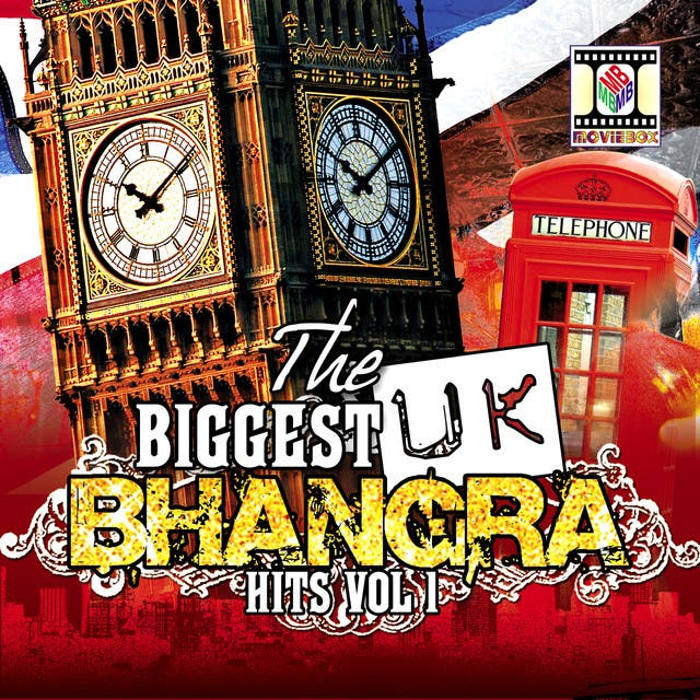 The Biggest UK Bhangra Hits Vol 1