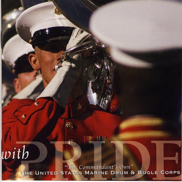 US Marine Drum And Bugle Corps image