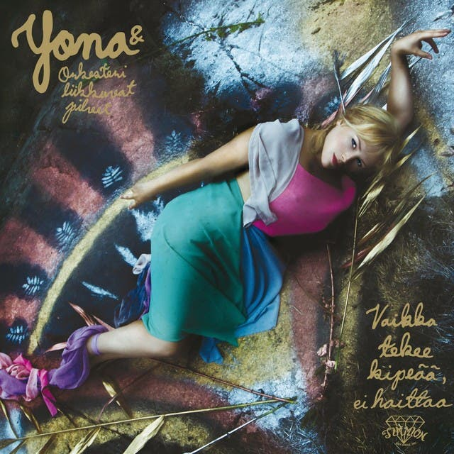 Yona & Orkesteri Liikkuvat Pilvet
