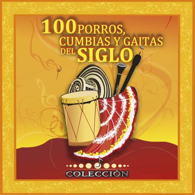 Colección 100 Porros, Cumbias Y Gaitas Del Siglo