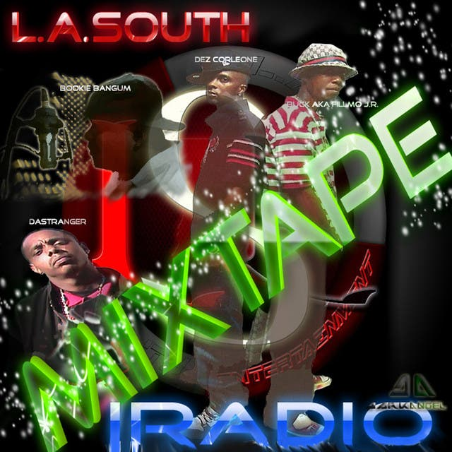 L.A. South Iradio Mixtape