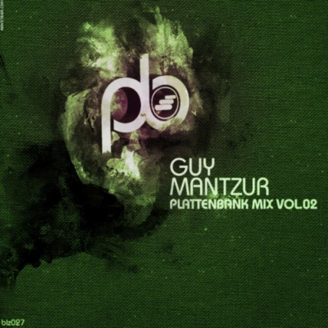Guy Mantzur's Plattenbank Compilation Vol.2