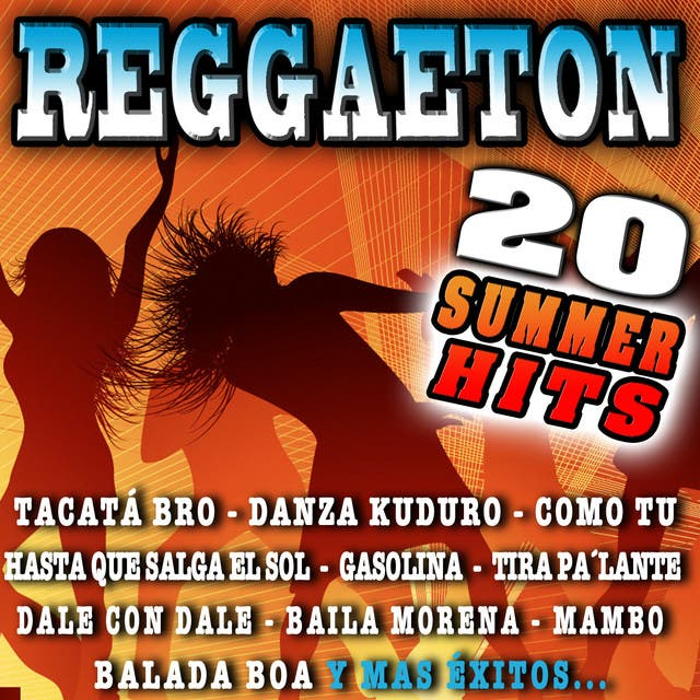 20 Summer Hits, Reggaeton