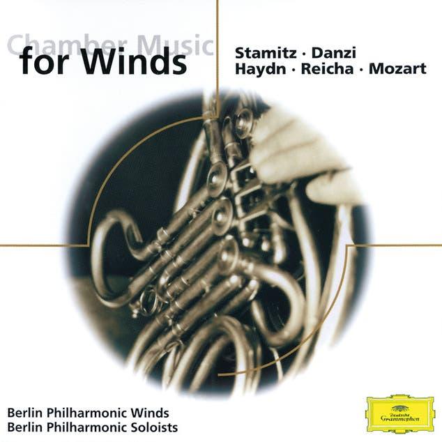 Stamitz; Danzi; Haydn; Reicha; Mozart: Kammermusik Fuer Blaeser