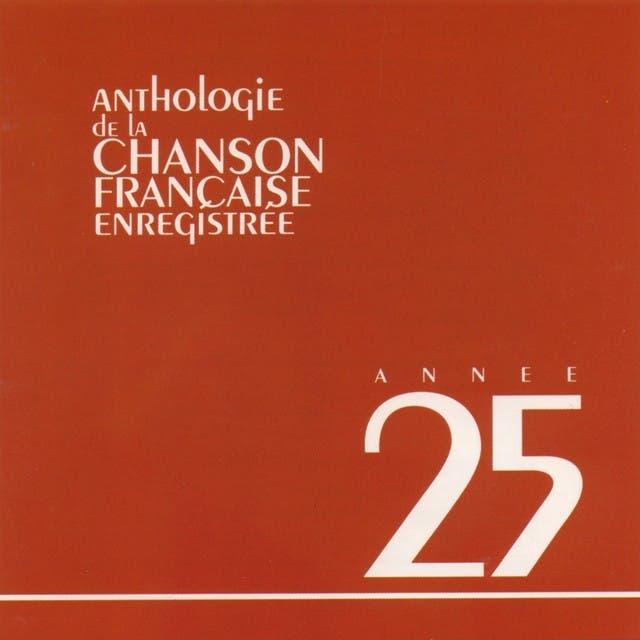Anthologie De La Chanson Francaise 1925