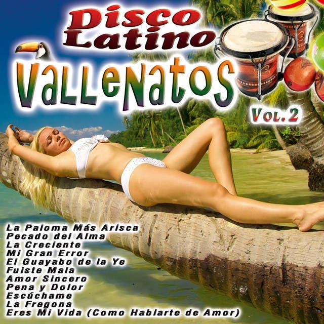 Disco Latino-Vallenatos Vol. 2
