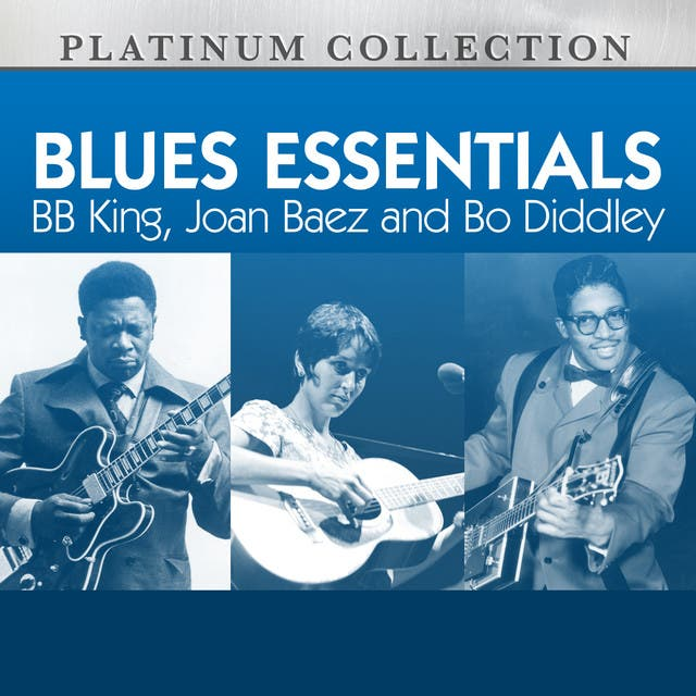 B.B. King, Joan Baez, Bo Diddley image