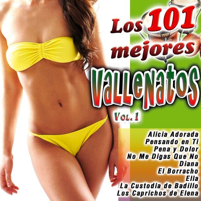 Los 101 Mejores Vallenatos Vol. 1